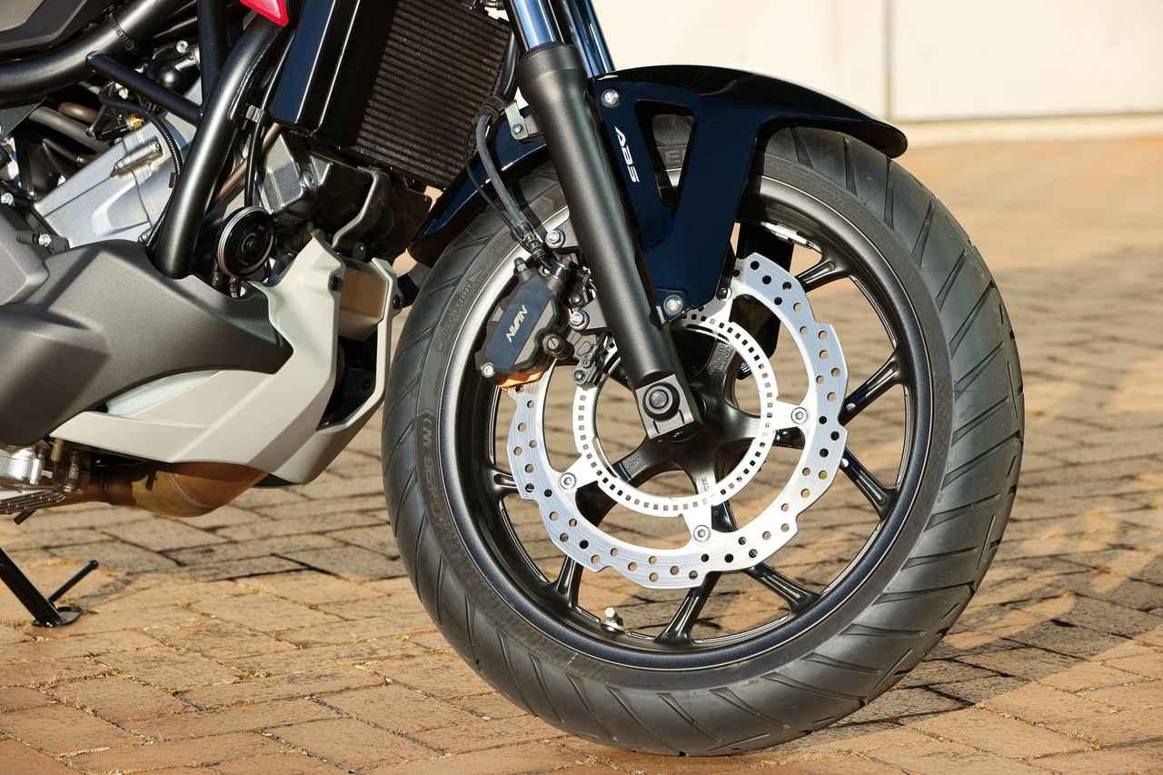 Images : 8番目の画像 - 【写真12枚】ホンダ「NC750X」2021年モデル - webオートバイ