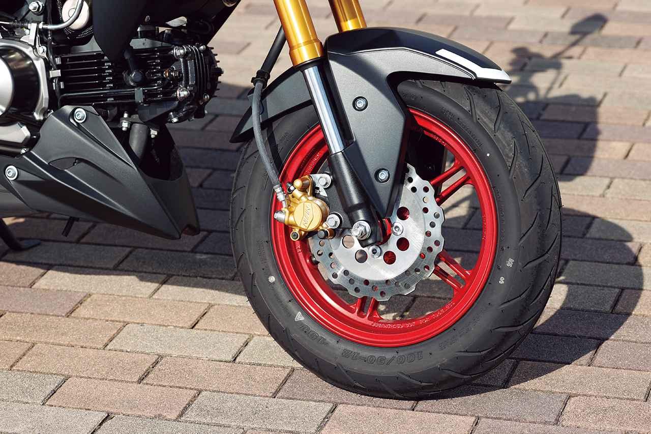 Images : 8番目の画像 - 【写真14枚】カワサキ「Z125 PRO」 - webオートバイ