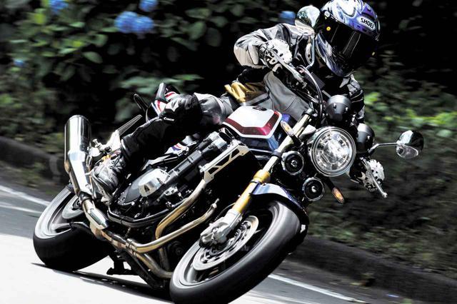 画像: 「CB1300SF SP」インプレ(2020年)- webオートバイ