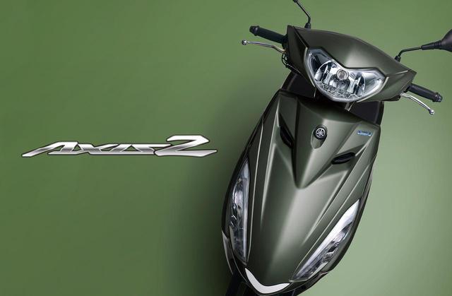 画像: 「アクシスZ」2021年モデルのカラー一覧・人気カラー投票実施中 - webオートバイ