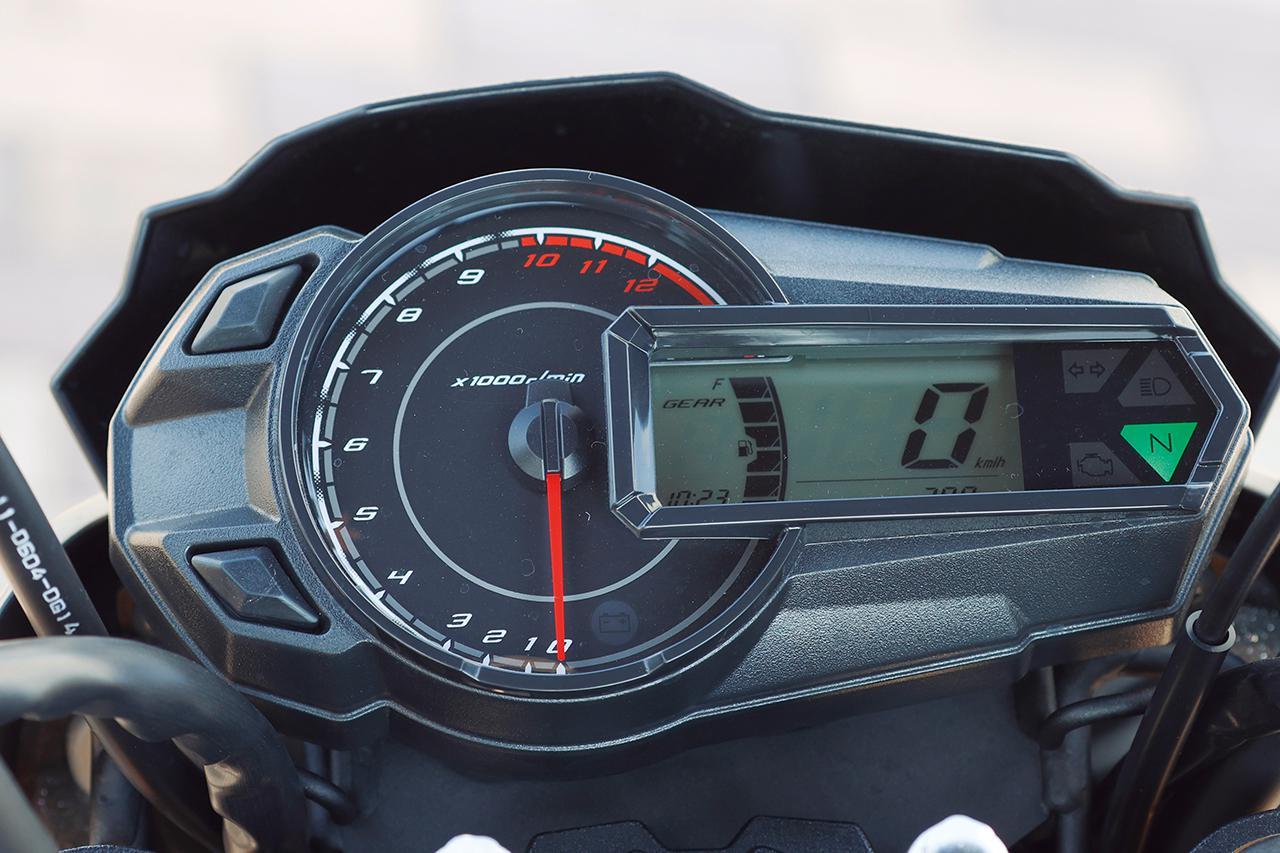Images : 12番目の画像 - 【写真14枚】カワサキ「Z125 PRO」 - webオートバイ