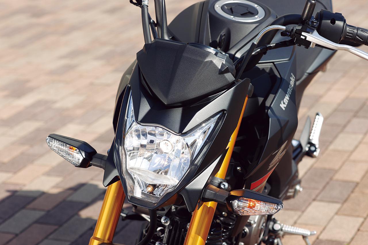 Images : 11番目の画像 - 【写真14枚】カワサキ「Z125 PRO」 - webオートバイ
