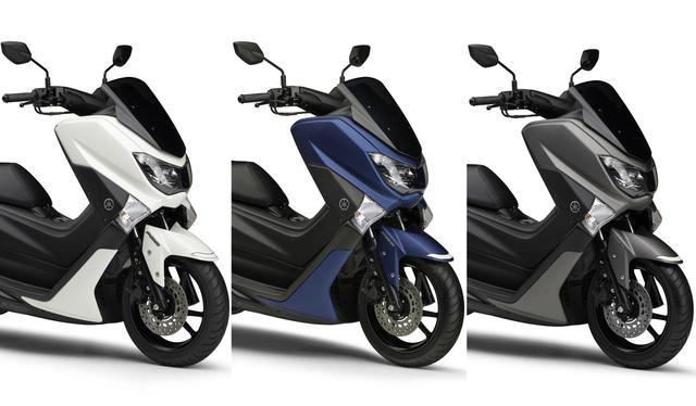 画像: 【写真】ヤマハ「NMAX」(2020年モデル) - webオートバイ