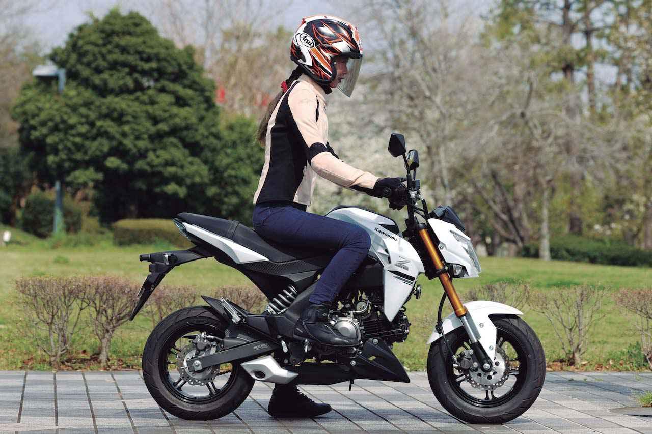 Images : 5番目の画像 - 【写真14枚】カワサキ「Z125 PRO」 - webオートバイ