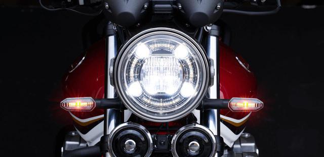 画像: ホンダ新型「CB1300SF」「CB1300SB」情報 - webオートバイ
