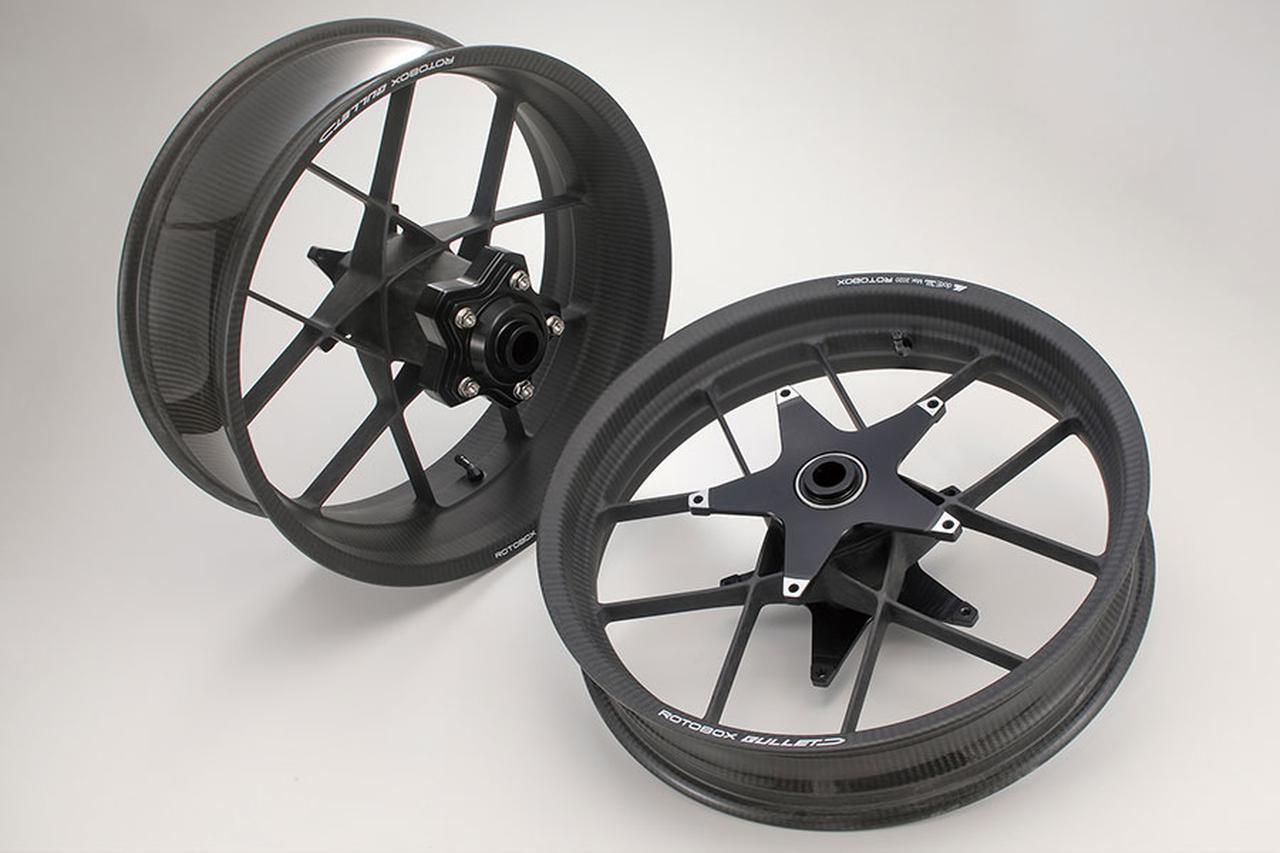 最新技術の投入でバイク用カーボンホイールはここまで進化した! ロトボックスのカーボンホイール『BULLET』を紹介