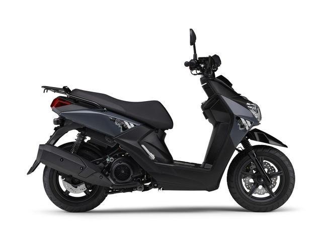 画像: 【写真8枚】ヤマハ「BW'S125」 - webオートバイ