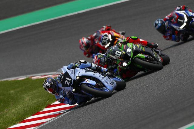 画像: 全日本ロードレース最終戦とスケジュールを入れ替える形で、両レースを開催!