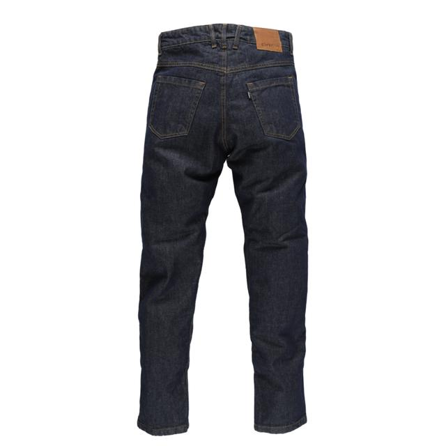 画像: RIDEZ RIGID DENIM RDB1004 DEEP INDIGO