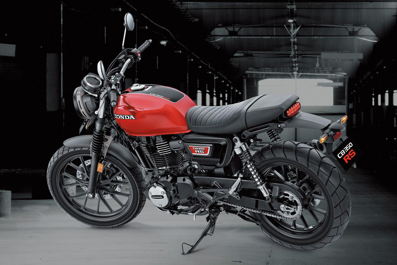 Images : 2番目の画像 - 【写真16枚】インド・ホンダ「CB350RS」 - webオートバイ