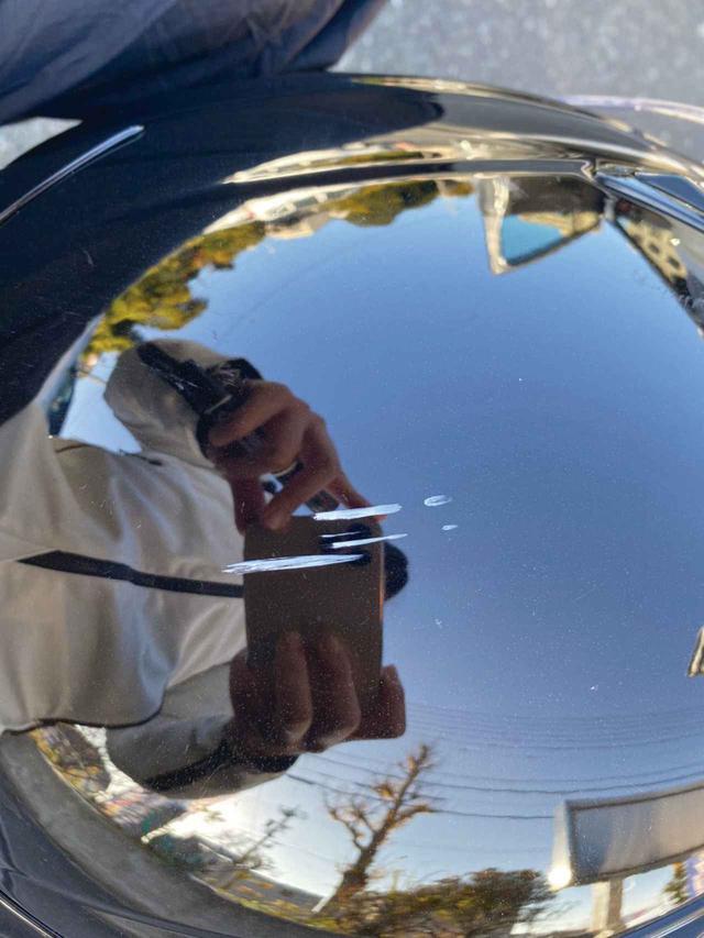 画像1: バイクの保管どうしてます? 屋根付き駐輪場は快適ですよ(梅本まどか)【コラム梅日和 第35回】