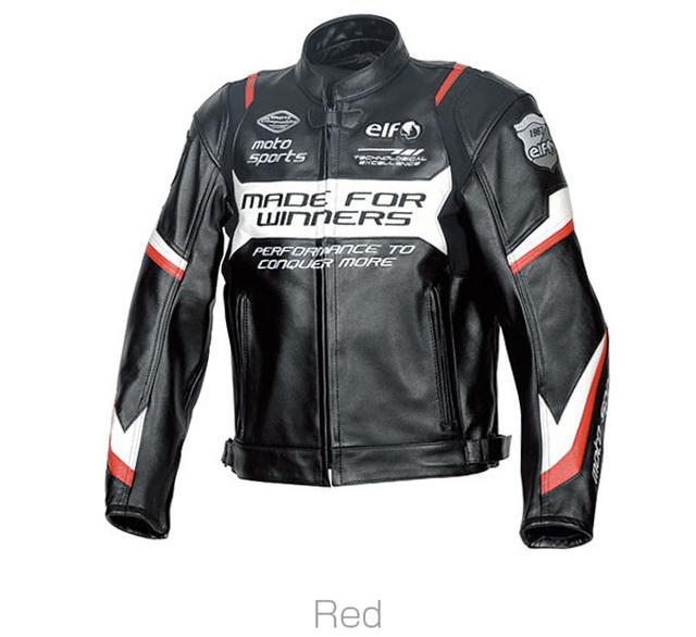 画像: ELJ-A01 Sport Leather Jacket | Flag Ship