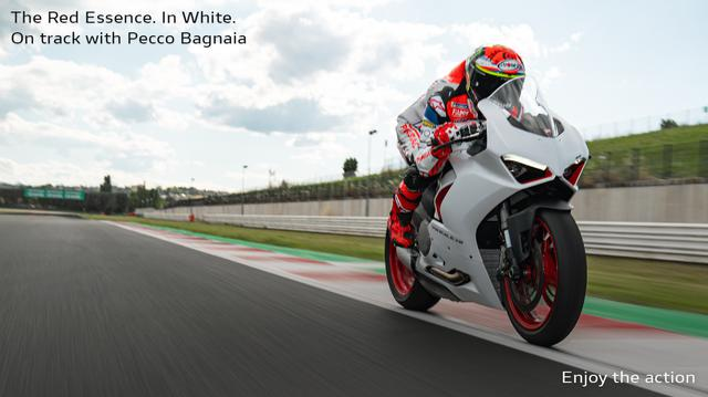 画像: New Panigale V2: High Performance, Red Essence | Ducati