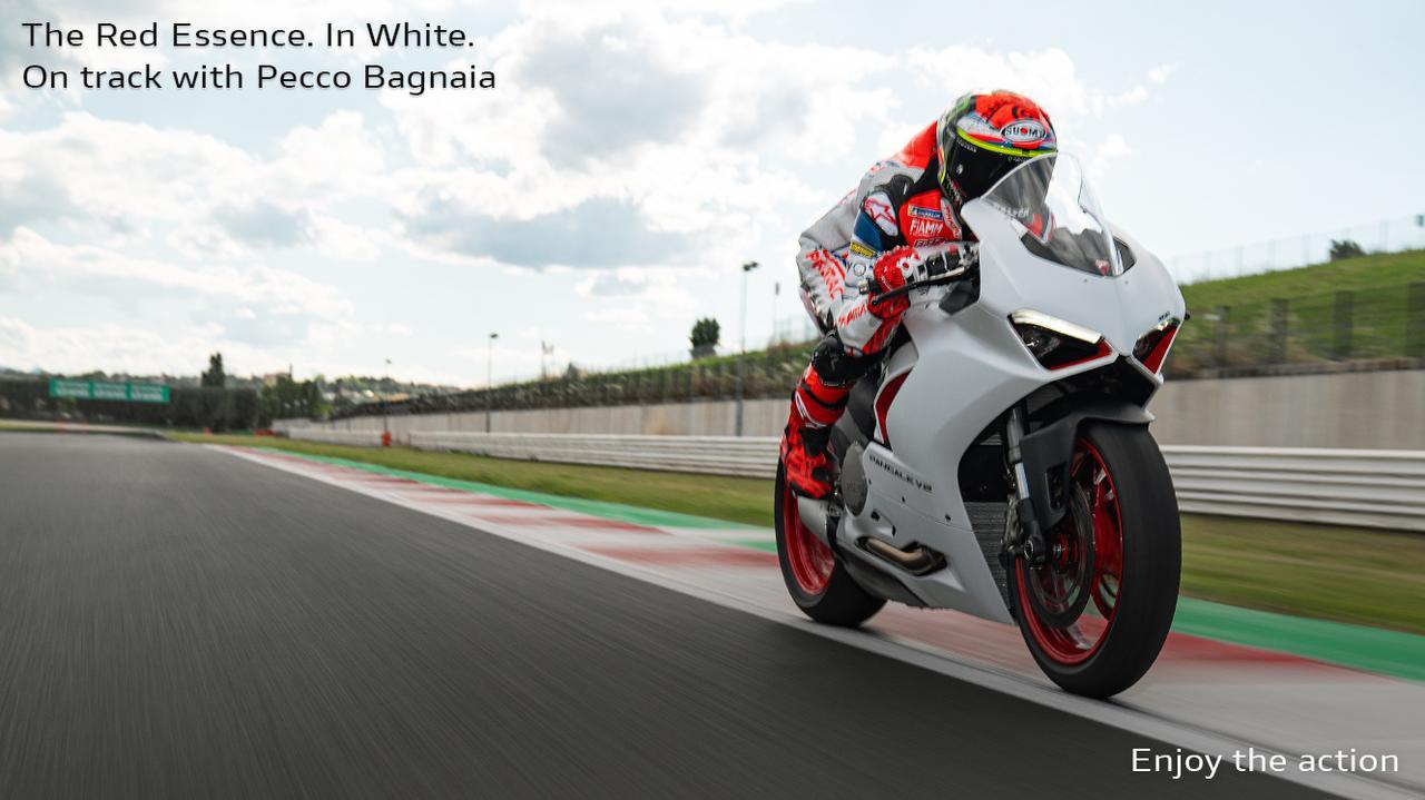 画像: New Panigale V2: High Performance, Red Essence   Ducati
