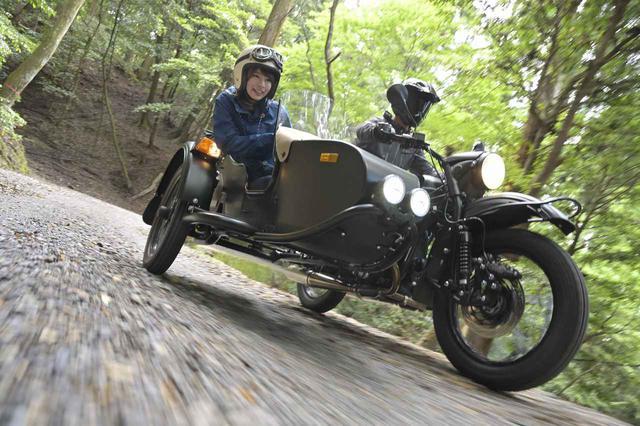 画像: ウラルのサイドカー「GEAR-UP SPORTSMAN」インプレ - webオートバイ