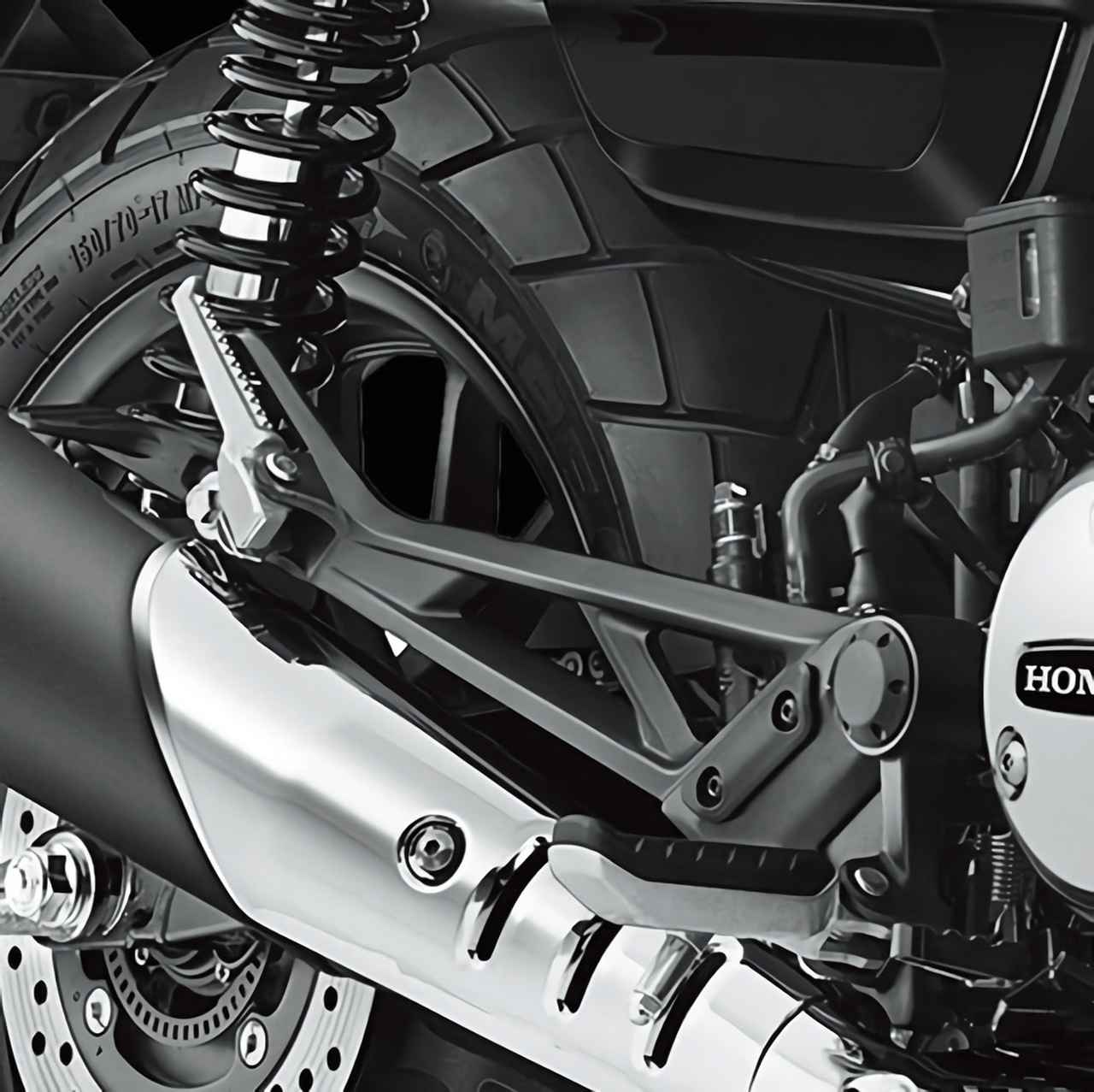 Images : 11番目の画像 - 【写真16枚】インド・ホンダ「CB350RS」 - webオートバイ