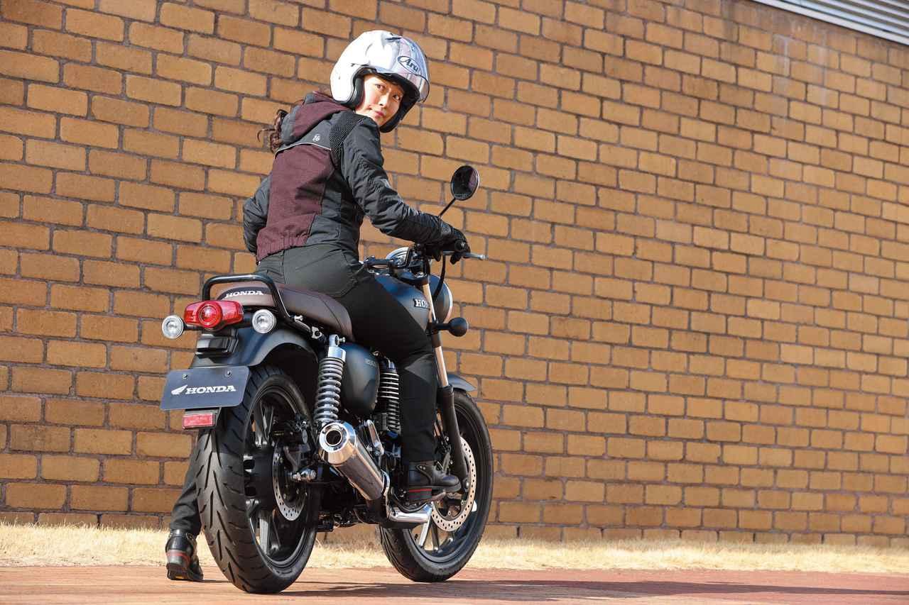 Images : 2番目の画像 - 【写真16枚】ホンダ「GB350」国内市販予定車 - webオートバイ