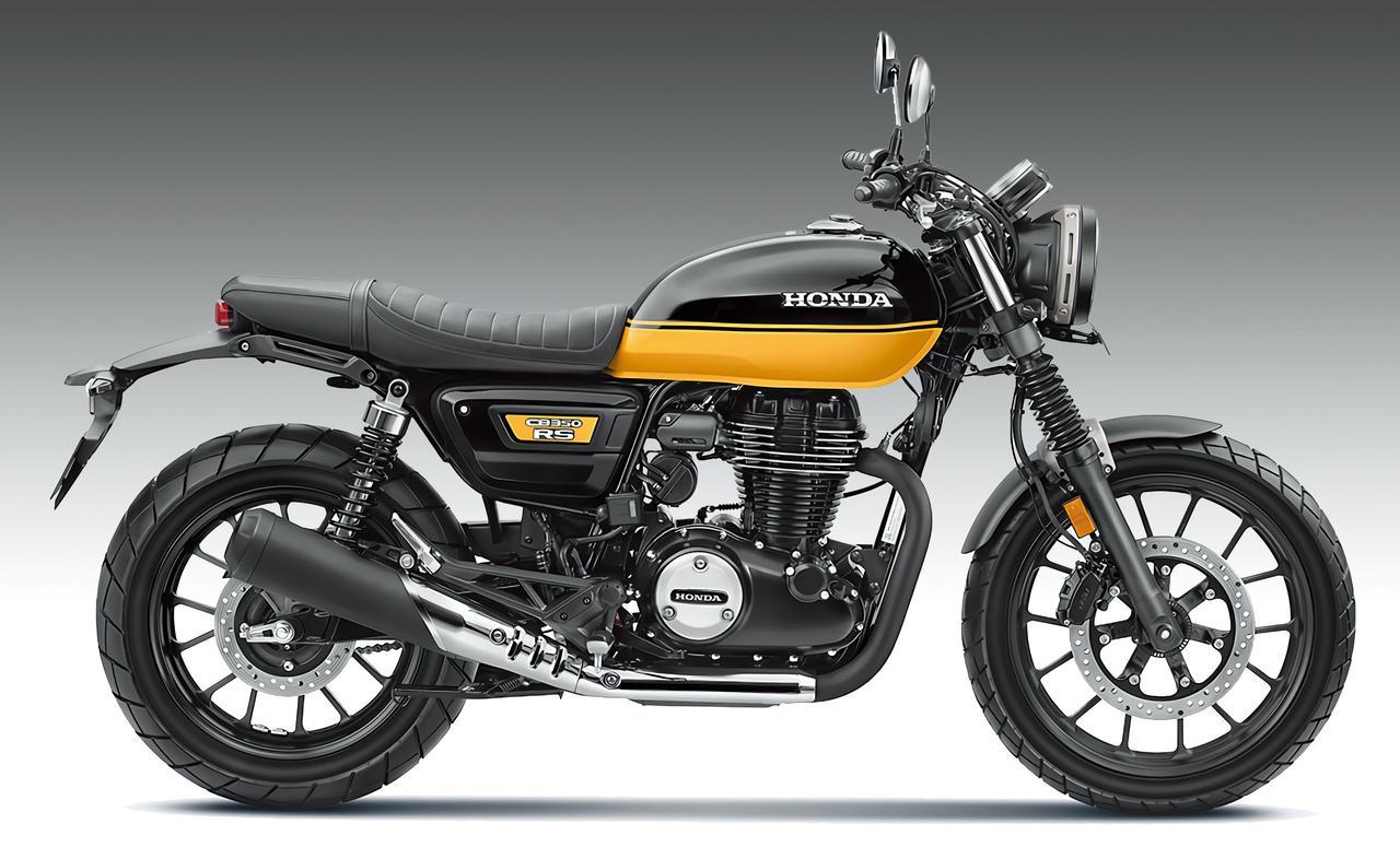 Images : 3番目の画像 - 【写真16枚】インド・ホンダ「CB350RS」 - webオートバイ