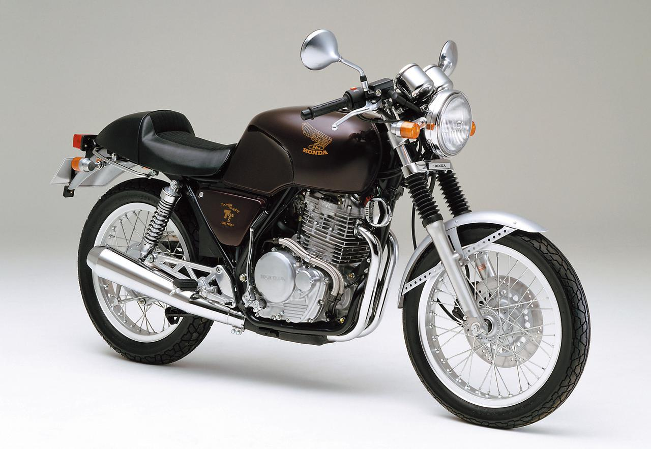 Images : 4番目の画像 - 【写真9枚】ホンダ「GB」シリーズ - webオートバイ