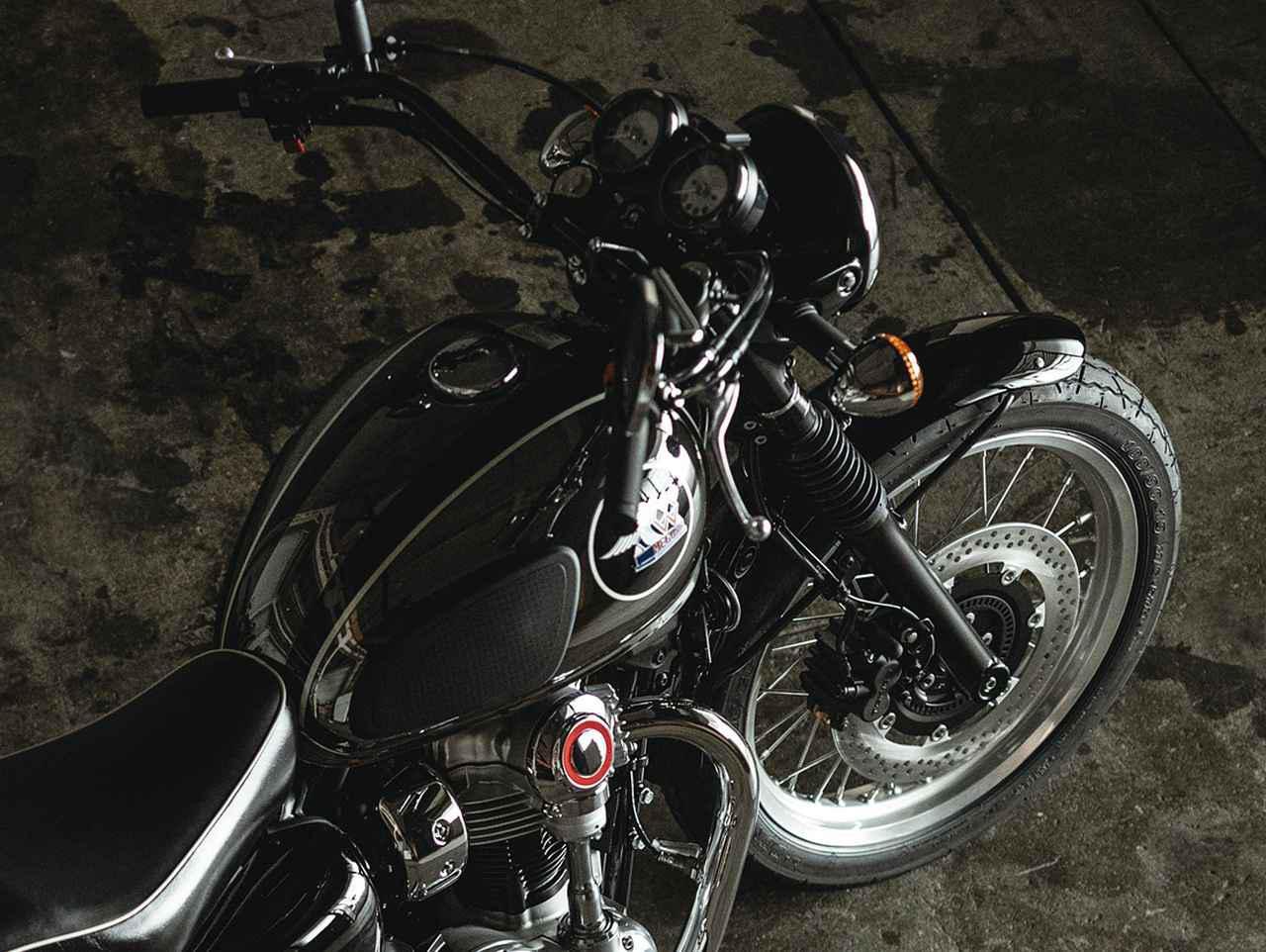 画像: カワサキ「メグロ K3」の写真と情報 - webオートバイ