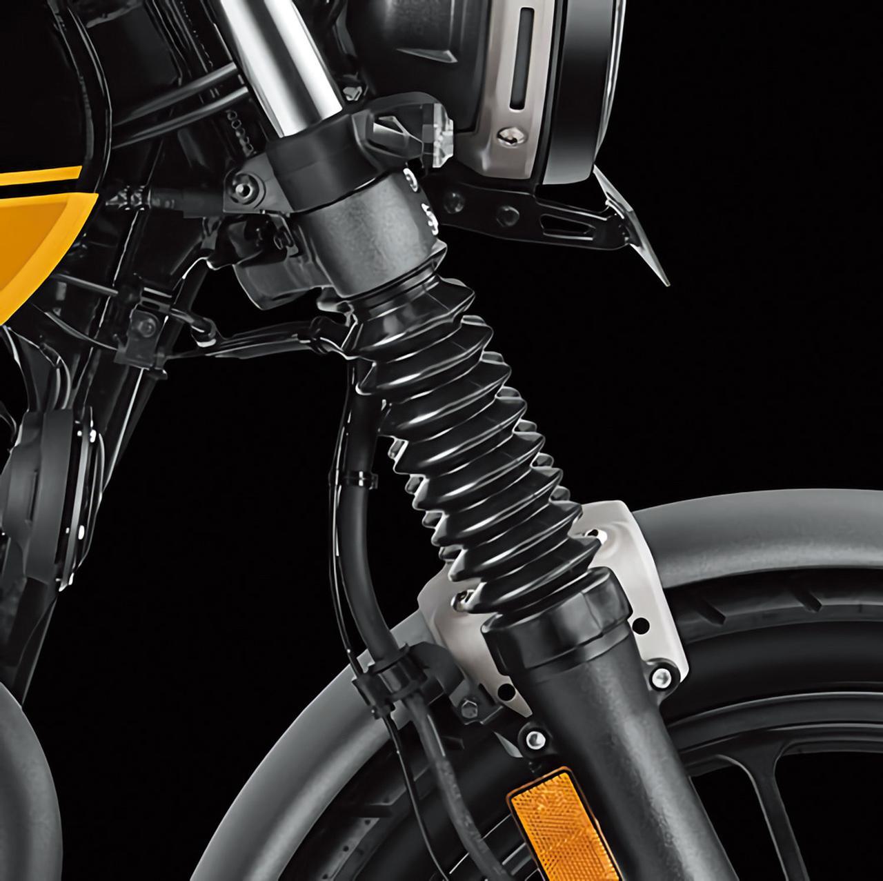 Images : 6番目の画像 - 【写真16枚】インド・ホンダ「CB350RS」 - webオートバイ