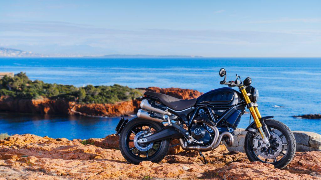 画像: Ducati Scrambler 1100 Sport PRO