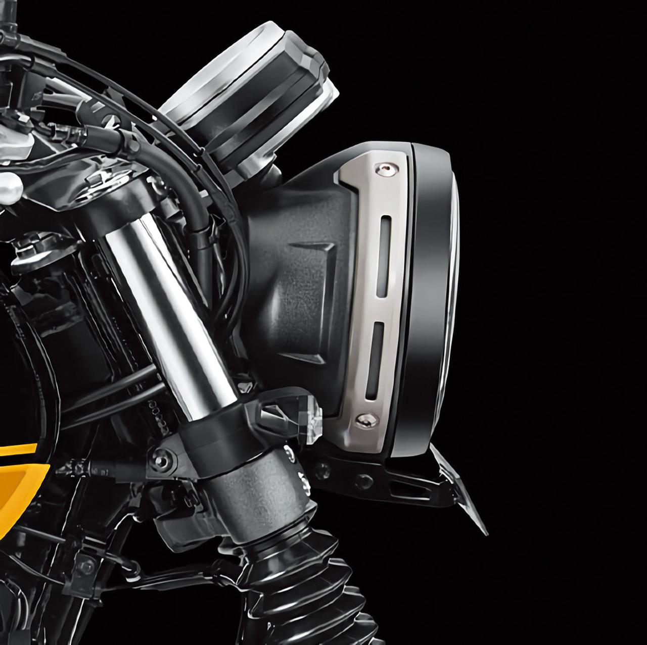 Images : 10番目の画像 - 【写真16枚】インド・ホンダ「CB350RS」 - webオートバイ