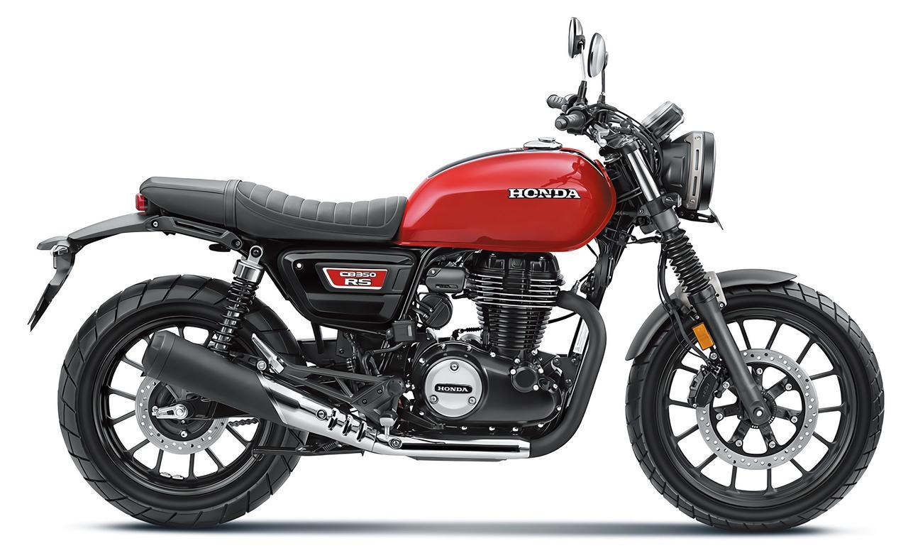 Images : 1番目の画像 - 【写真16枚】インド・ホンダ「CB350RS」 - webオートバイ