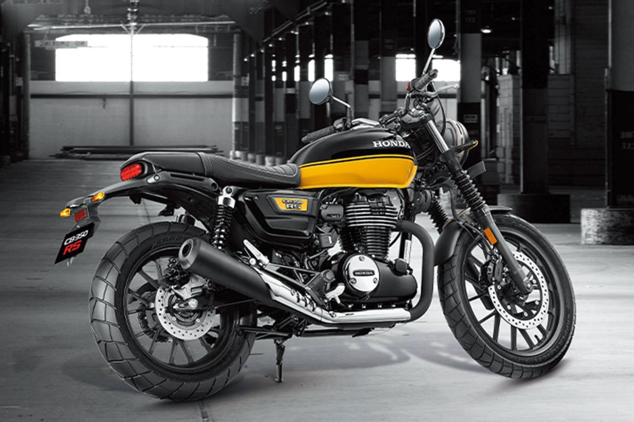 Images : 4番目の画像 - 【写真16枚】インド・ホンダ「CB350RS」 - webオートバイ