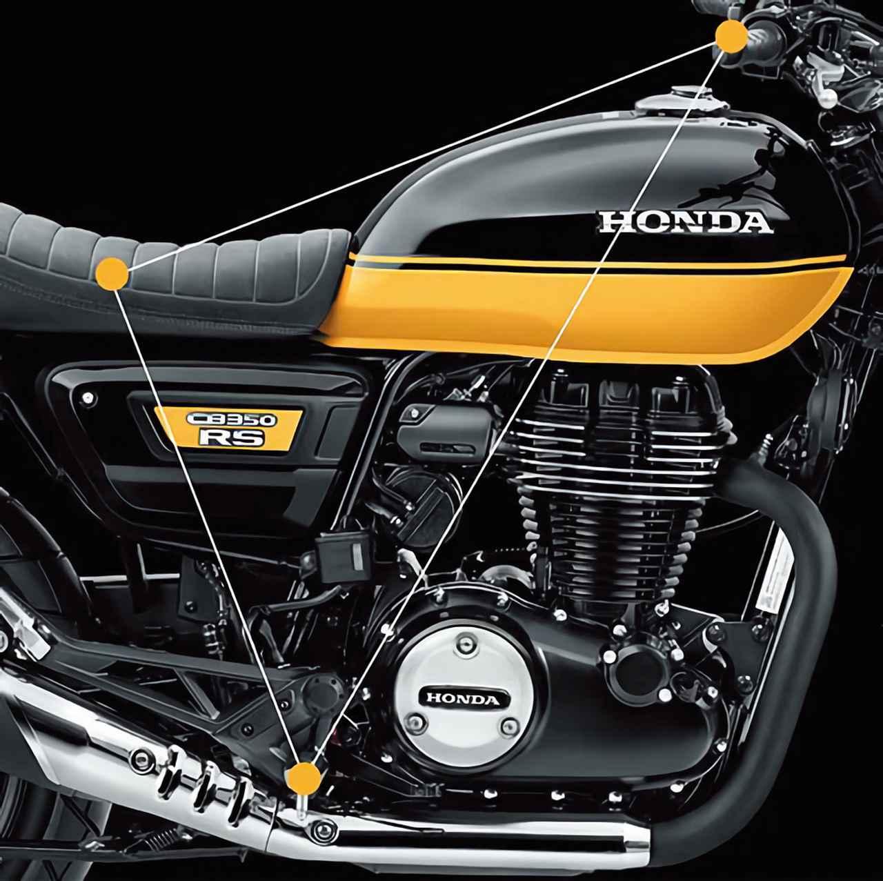 Images : 13番目の画像 - 【写真16枚】インド・ホンダ「CB350RS」 - webオートバイ