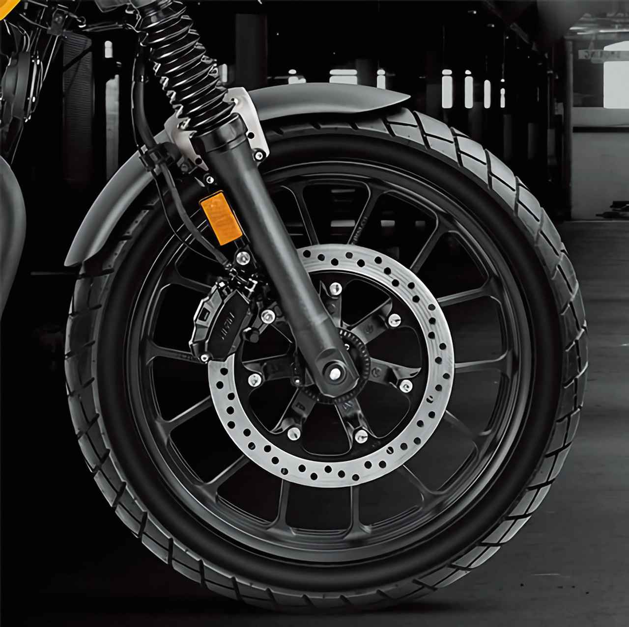 Images : 8番目の画像 - 【写真16枚】インド・ホンダ「CB350RS」 - webオートバイ