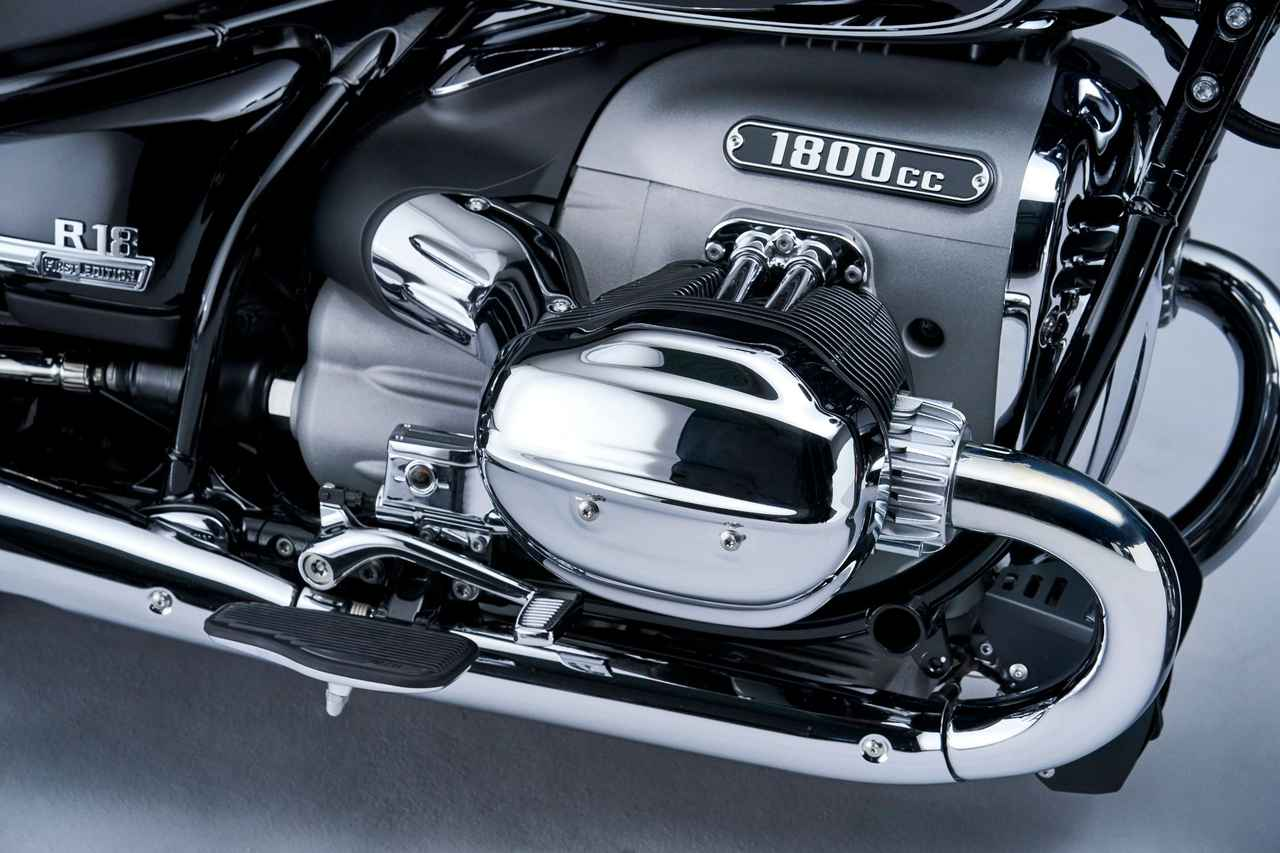 Images : 31番目の画像 - 【写真41枚】BMW R18 Classic/First Edition - webオートバイ