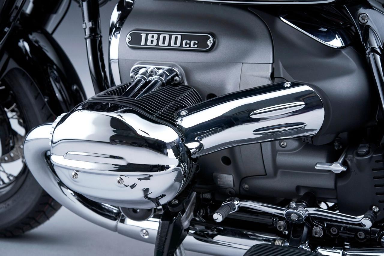 Images : 30番目の画像 - 【写真41枚】BMW R18 Classic/First Edition - webオートバイ