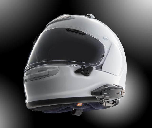 画像4: アライヘルメット「アストロGX」特徴