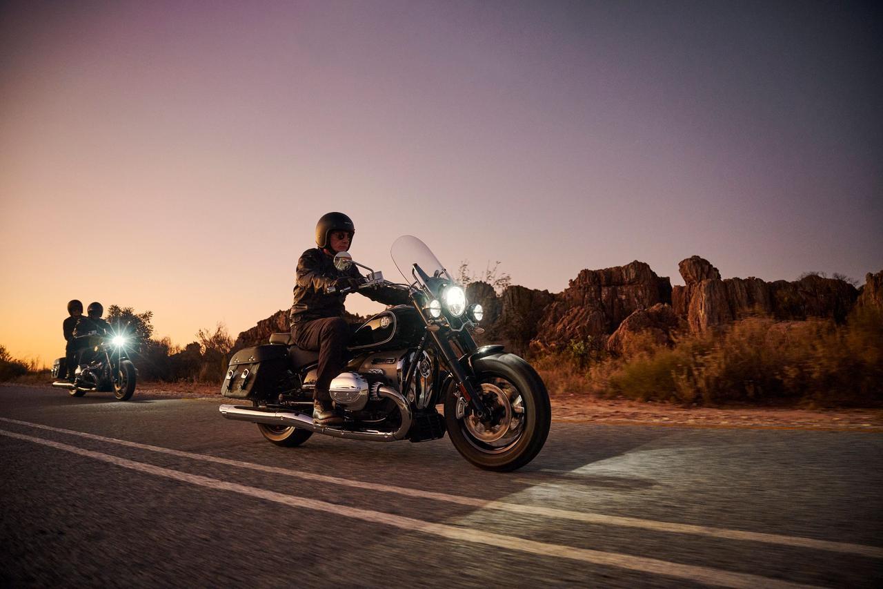 Images : 37番目の画像 - 【写真41枚】BMW R18 Classic/First Edition - webオートバイ