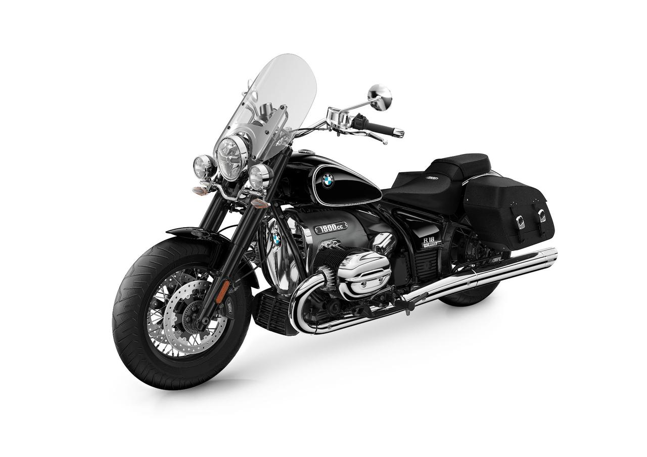 Images : 1番目の画像 - 【写真41枚】BMW R18 Classic/First Edition - webオートバイ