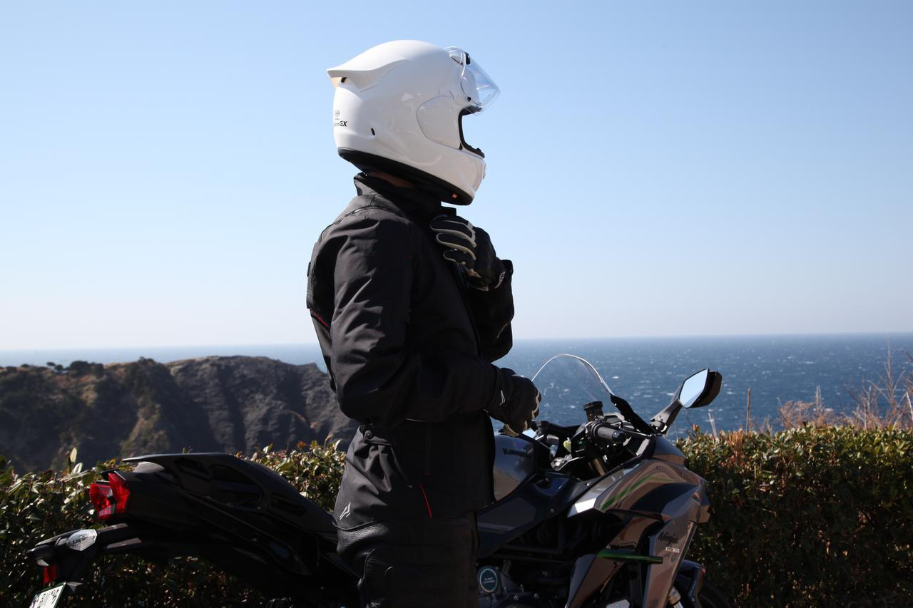 画像2: アライヘルメットが新型フルフェイス「アストロGX」を発表! ツーリングライダーのための機能や快適性を追求【2021速報】