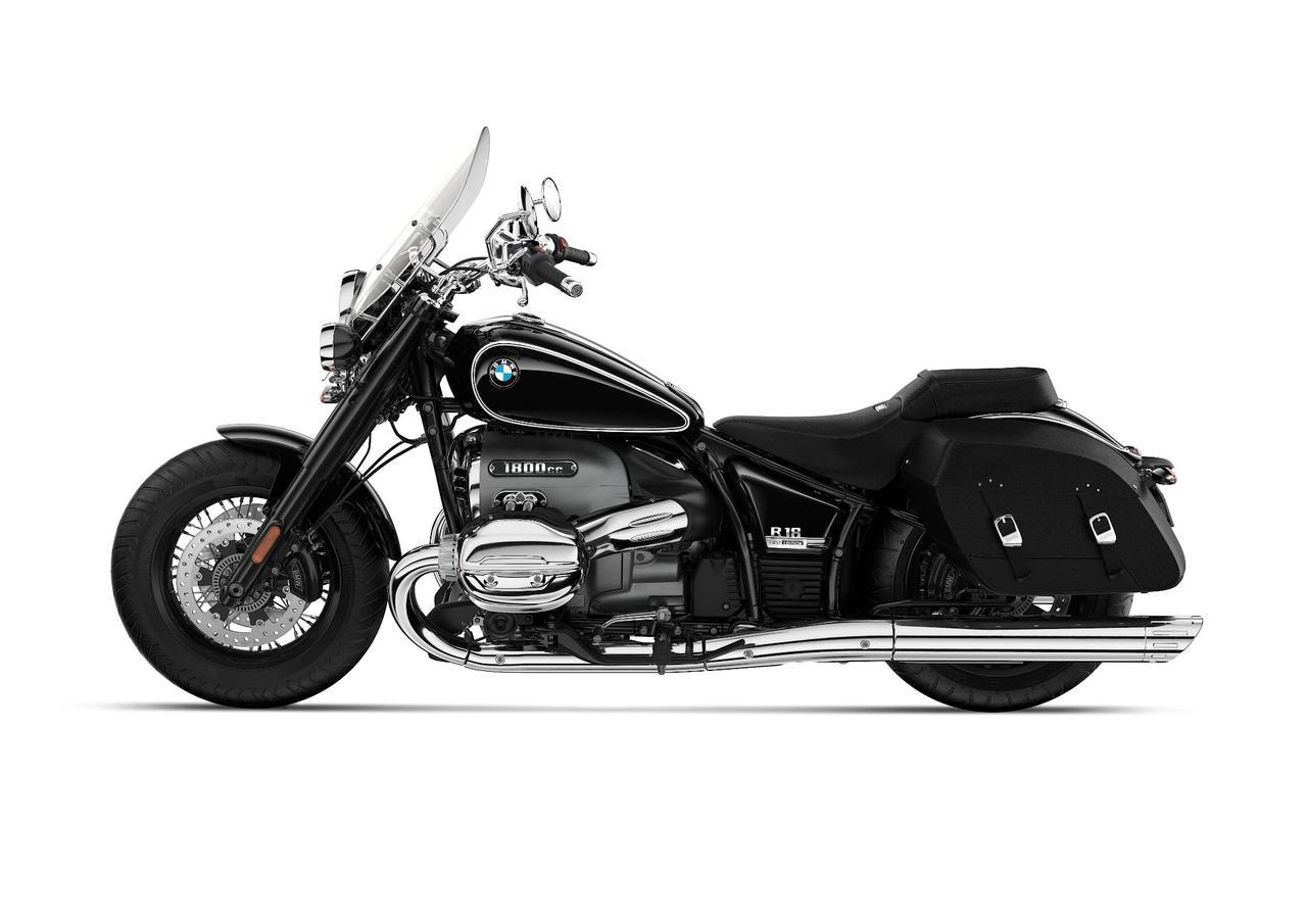 Images : 3番目の画像 - 【写真41枚】BMW R18 Classic/First Edition - webオートバイ