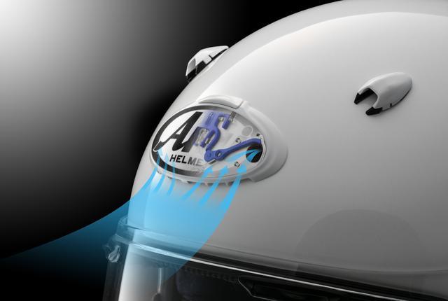画像2: アライヘルメット「アストロGX」特徴