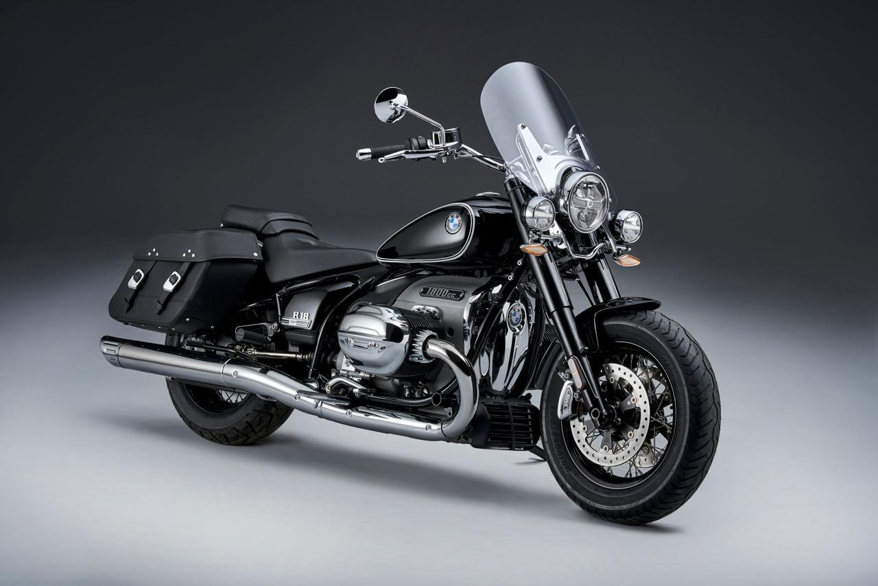 Images : 13番目の画像 - 【写真41枚】BMW R18 Classic/First Edition - webオートバイ