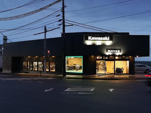 画像: 「カワサキ プラザ鳥栖」佐賀県鳥栖市に県内唯一のカワサキ専門店がグランドオープン! - webオートバイ