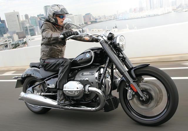 画像: BMW「R18」のインプレ・解説はこちら - webオートバイ