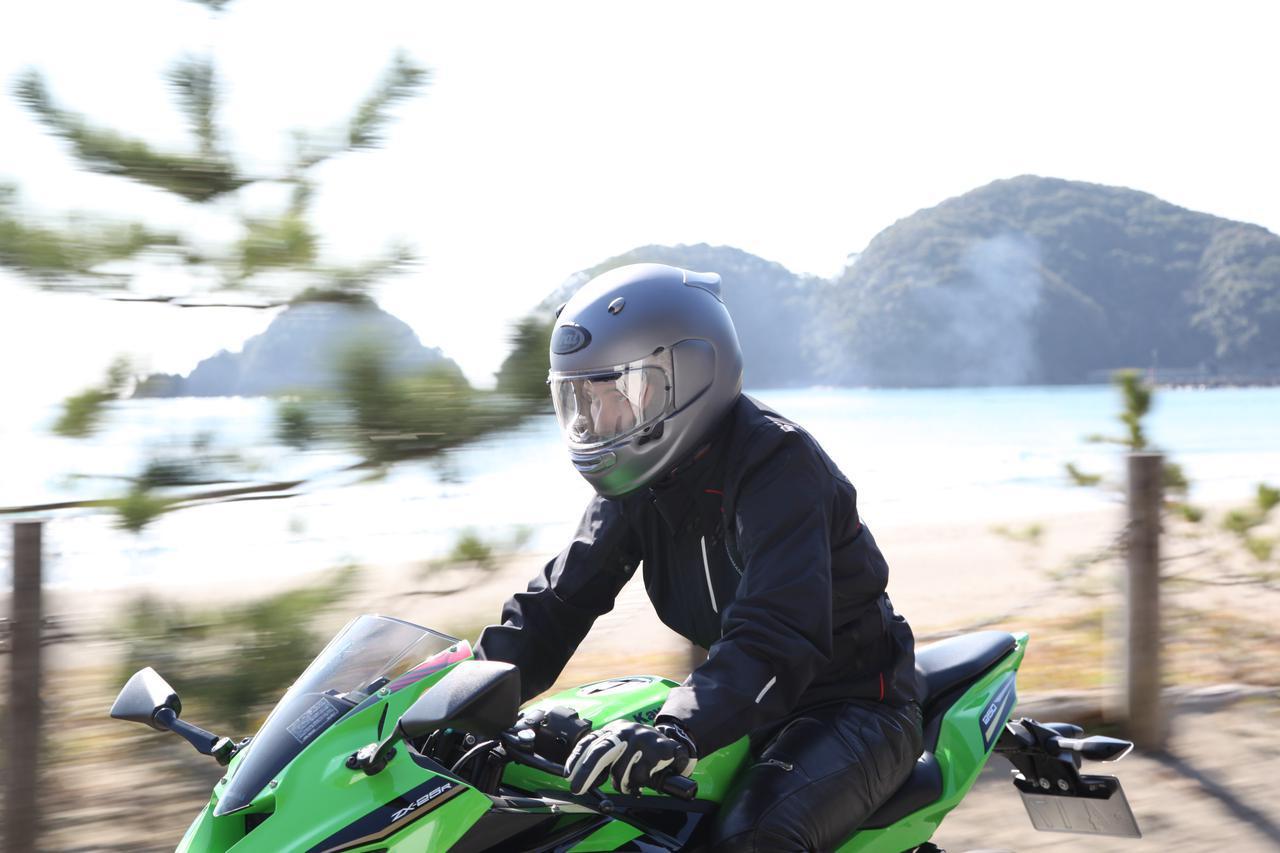 画像4: アライヘルメットが新型フルフェイス「アストロGX」を発表! ツーリングライダーのための機能や快適性を追求【2021速報】