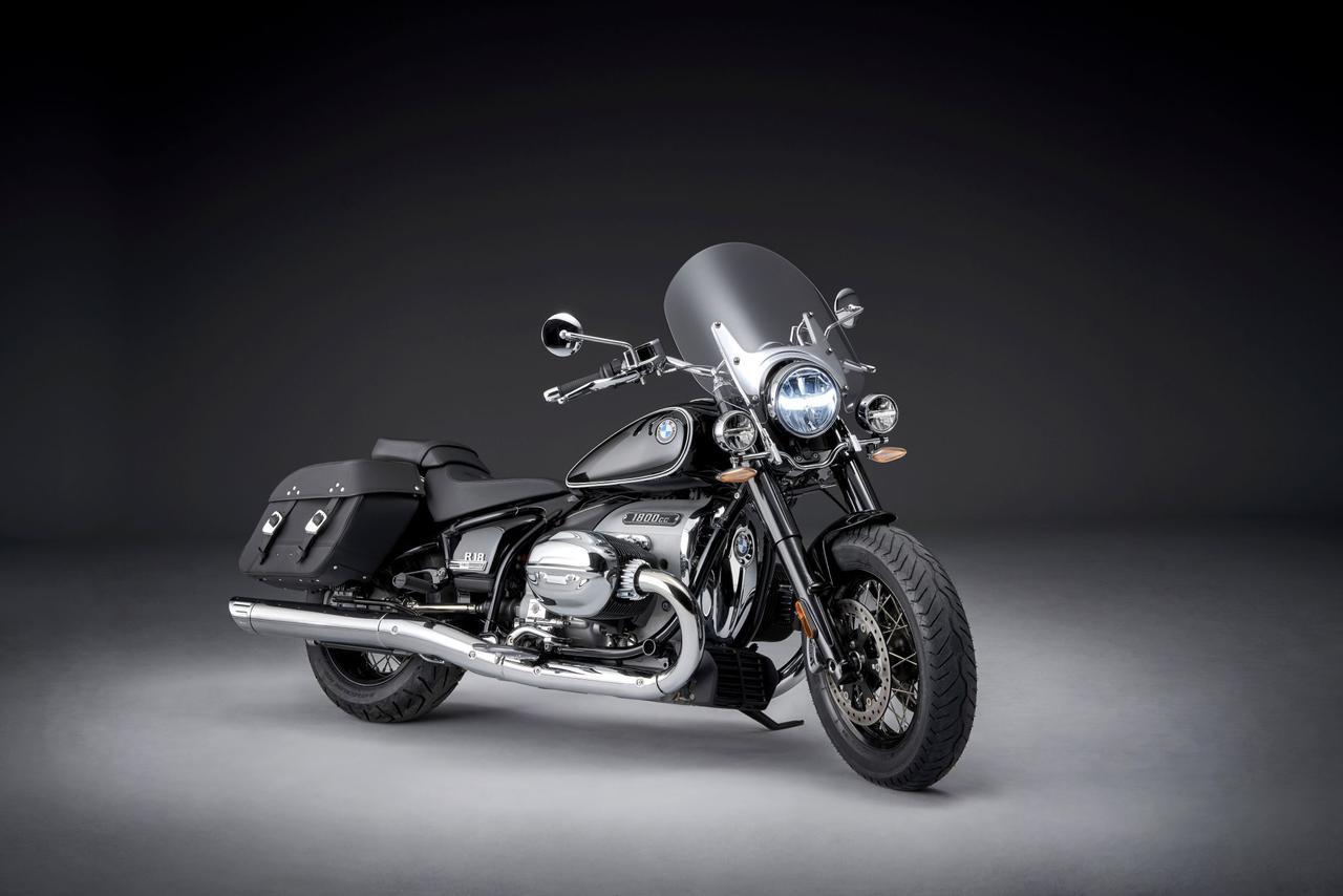 Images : 12番目の画像 - 【写真41枚】BMW R18 Classic/First Edition - webオートバイ