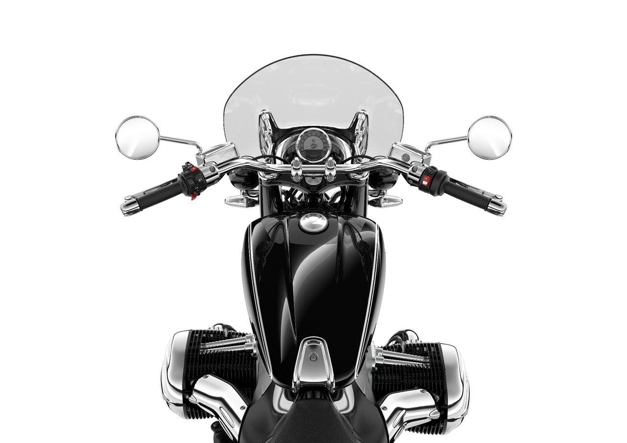 Images : 2番目の画像 - 【写真41枚】BMW R18 Classic/First Edition - webオートバイ