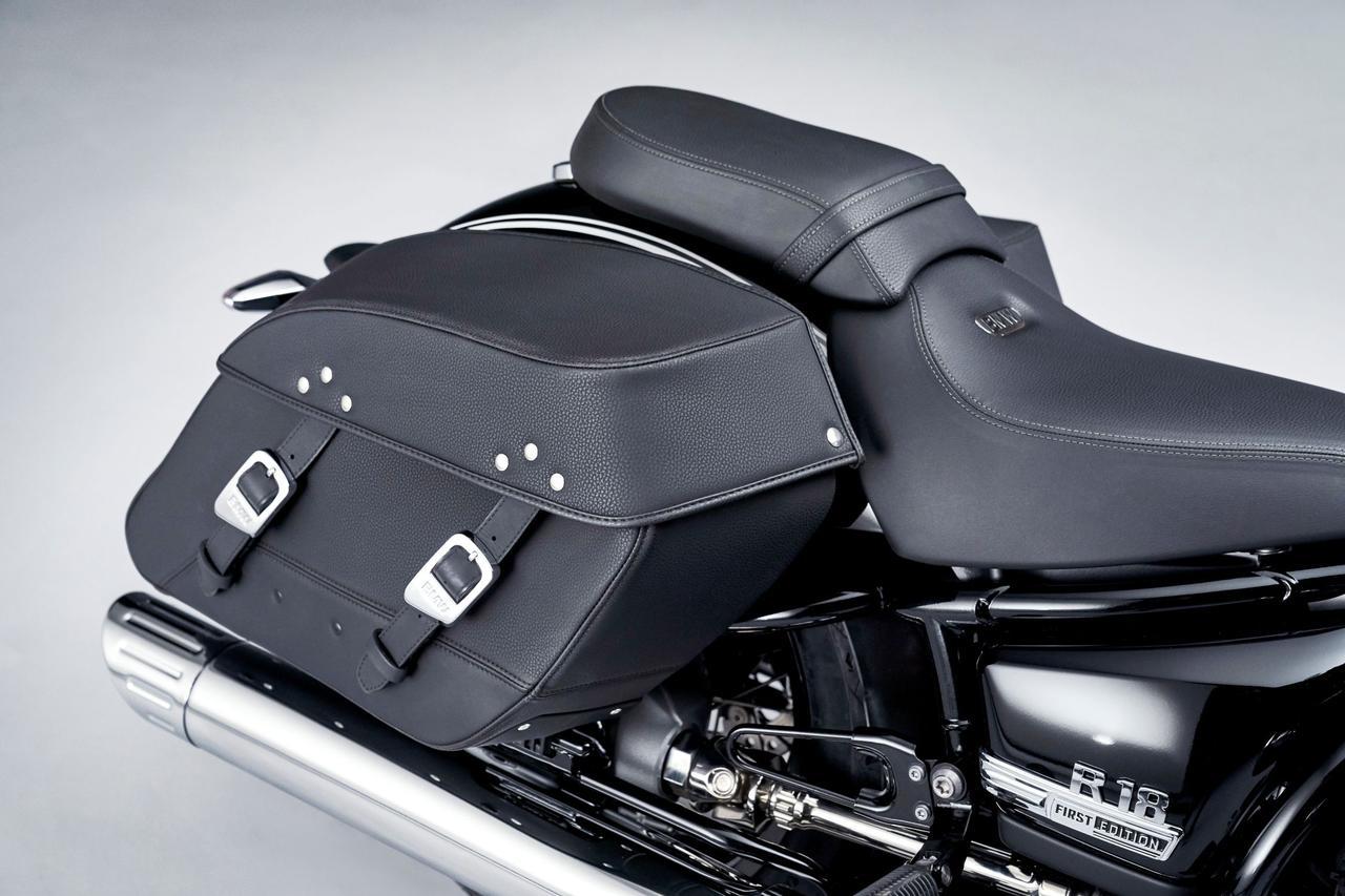 Images : 26番目の画像 - 【写真41枚】BMW R18 Classic/First Edition - webオートバイ