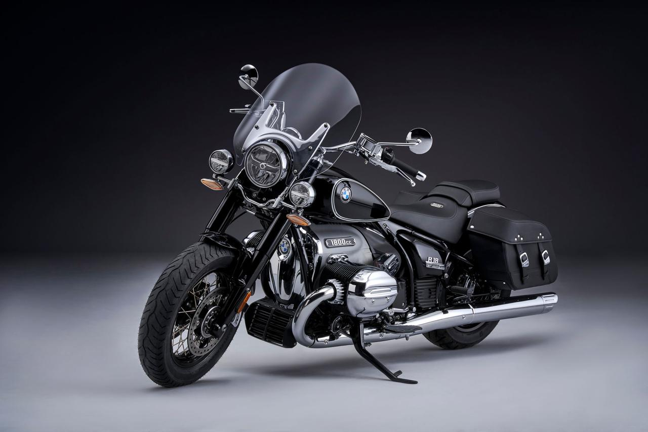 Images : 19番目の画像 - 【写真41枚】BMW R18 Classic/First Edition - webオートバイ