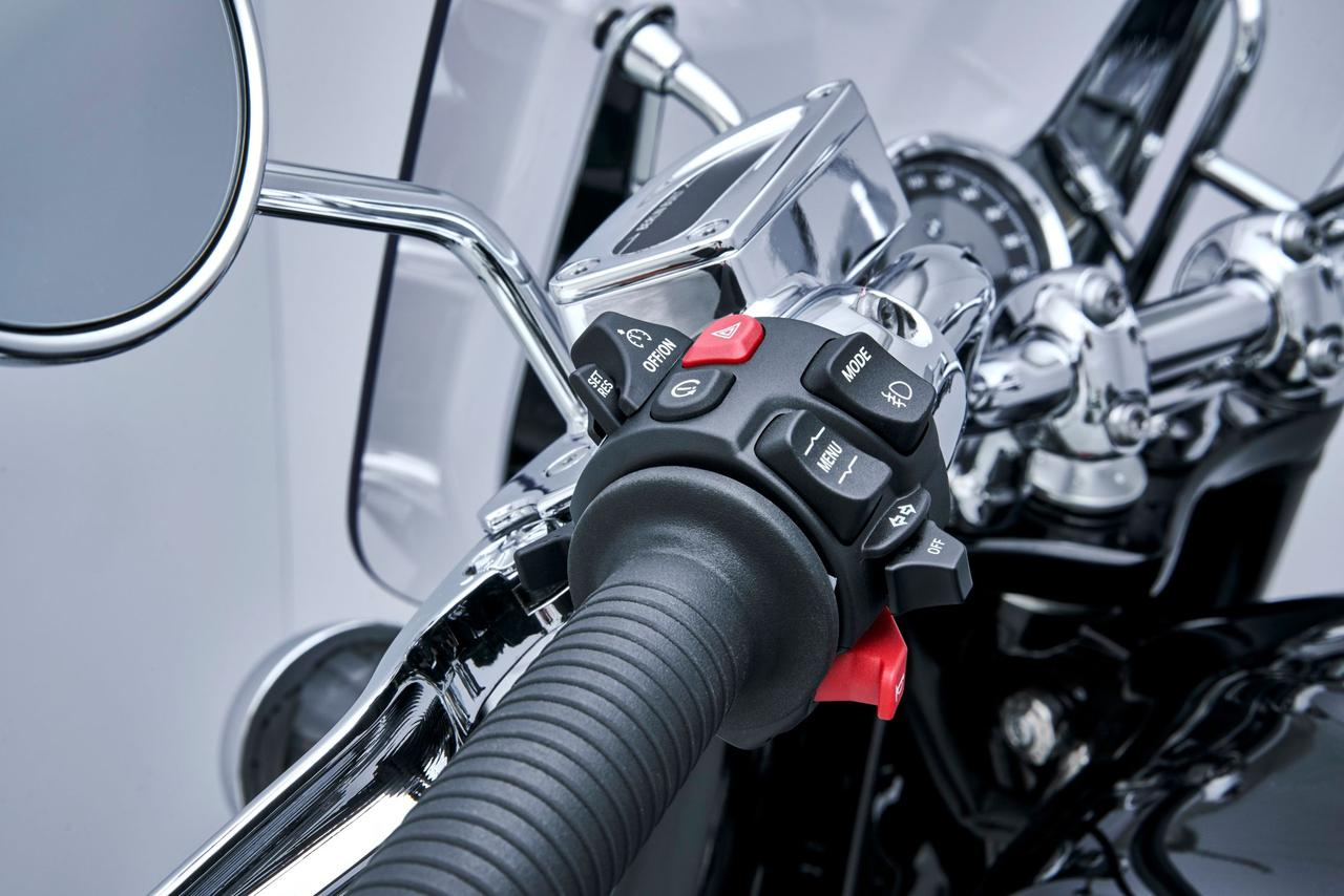 Images : 33番目の画像 - 【写真41枚】BMW R18 Classic/First Edition - webオートバイ