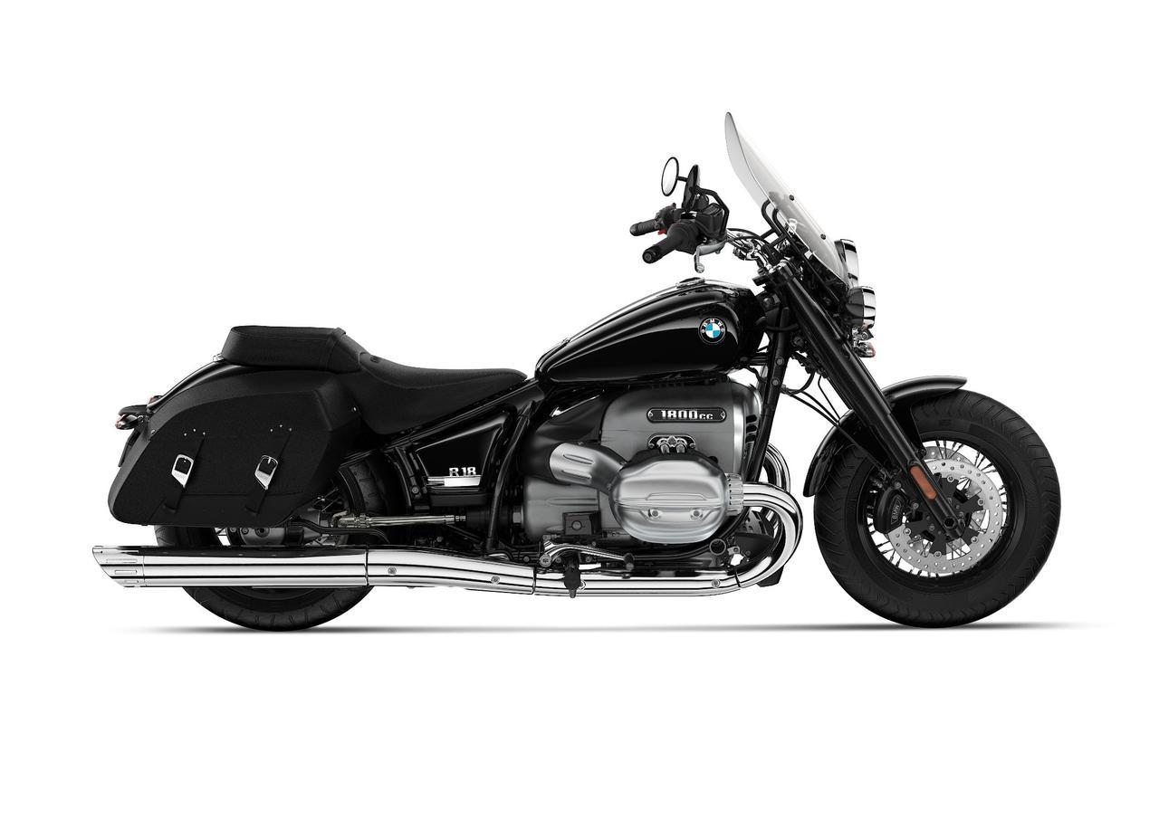 Images : 8番目の画像 - 【写真41枚】BMW R18 Classic/First Edition - webオートバイ