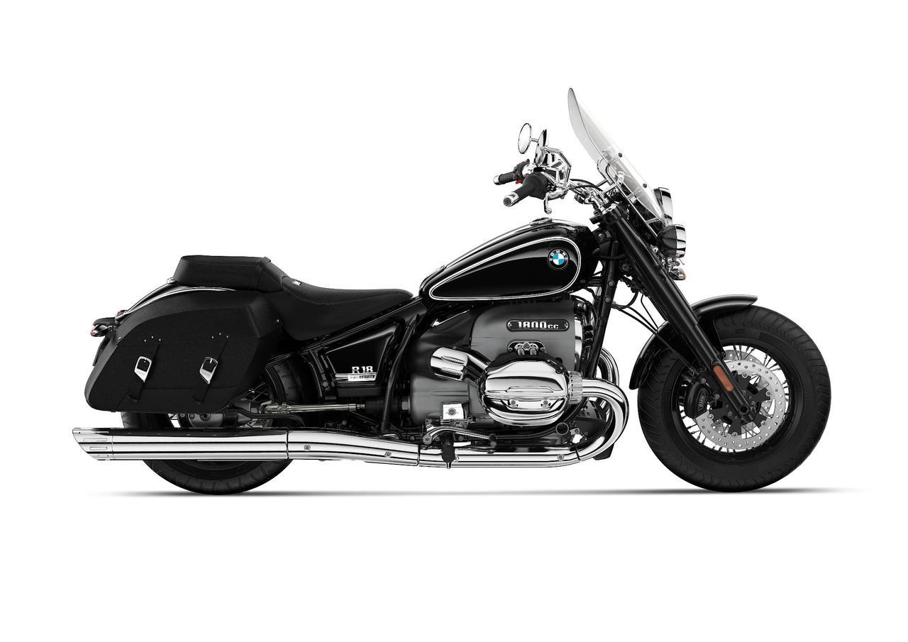 Images : 4番目の画像 - 【写真41枚】BMW R18 Classic/First Edition - webオートバイ